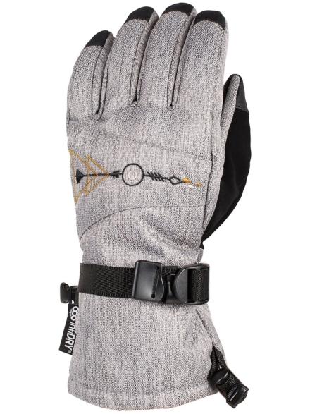 686 Paige handschoenen grijs