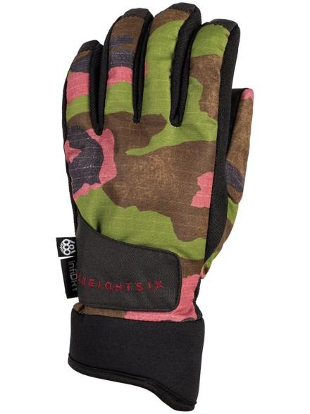 686 Crush handschoenen camouflage