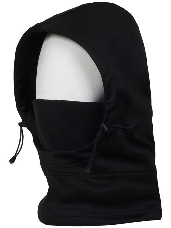 686 Patriot Bonded Hoods zwart