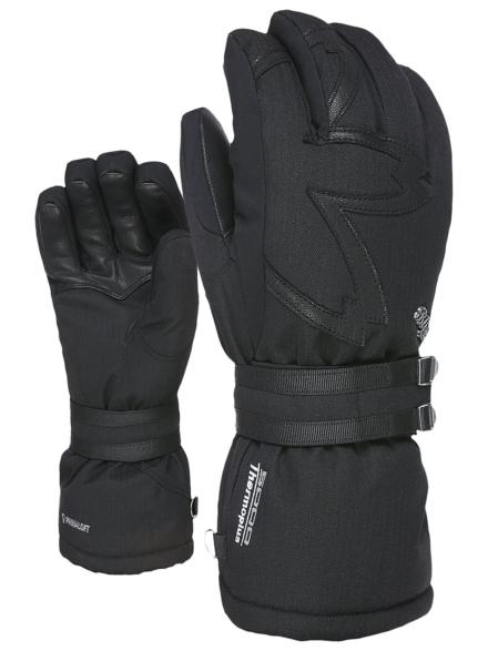 Level Bliss Oasis Plus handschoenen zwart
