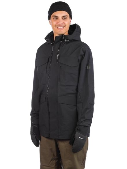 Holden Sanders Ski jas zwart