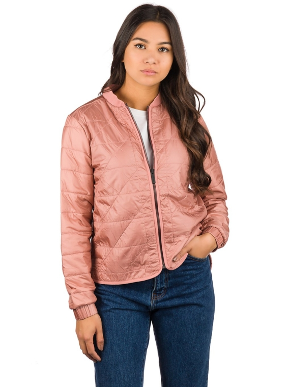Holden Bomber Liner Ski jas roze