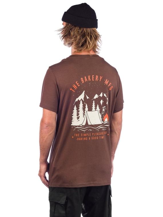 The Bakery Good Times T-Shirt bruin
