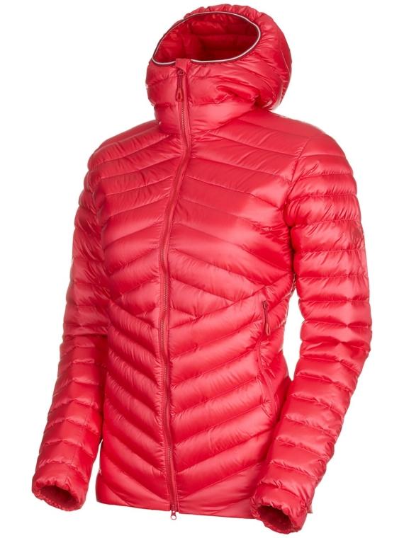 Mammut Broad Peak In Hooded Ski jas roze