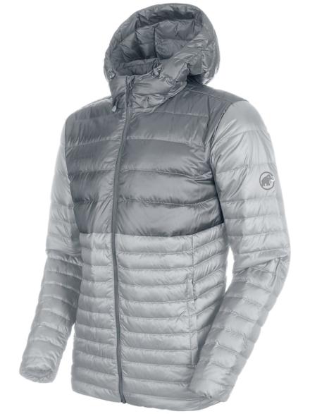 Mammut Convey In Hooded Ski jas grijs