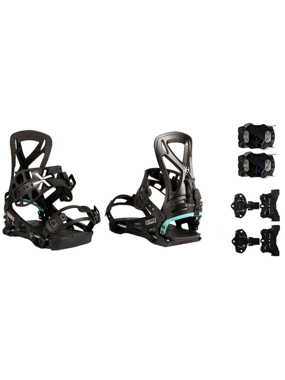 Karakoram Prime Connect+ Interface Splitboard Bindings 2020 patroon