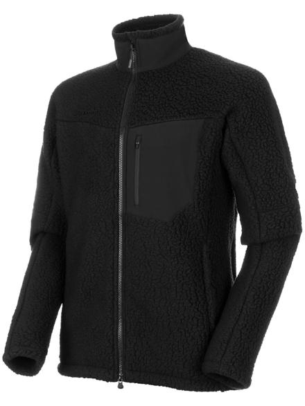 Mammut Innominata Pro Ml Fleece Ski jas zwart