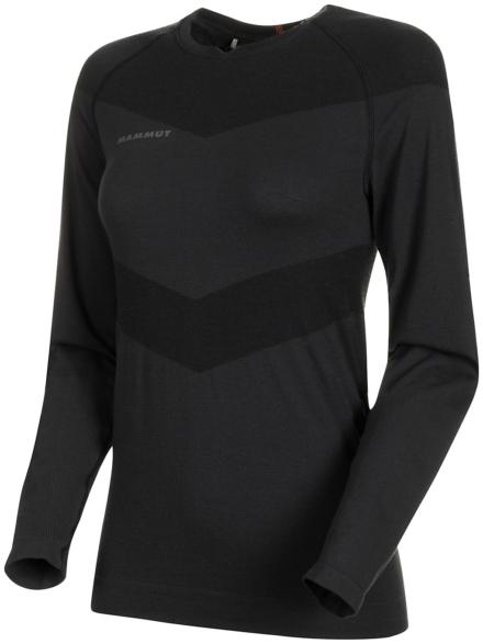 Mammut Vadret Tech t-shirt met lange mouwen grijs