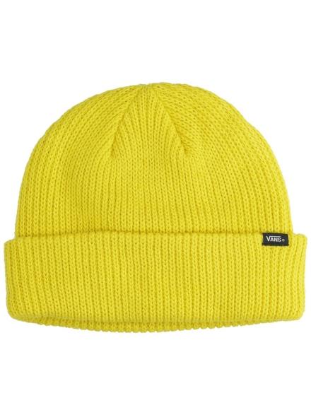 Vans Core Basics Beanie geel