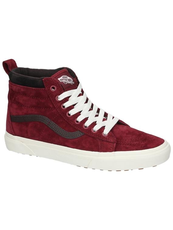 Vans Sk8-Hi MTE schoenen rood