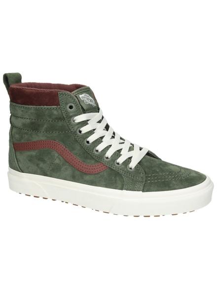 Vans Sk8-Hi MTE schoenen groen