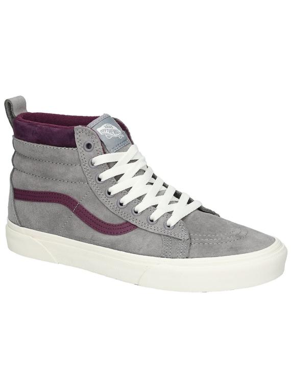 Vans Sk8-Hi MTE schoenen grijs