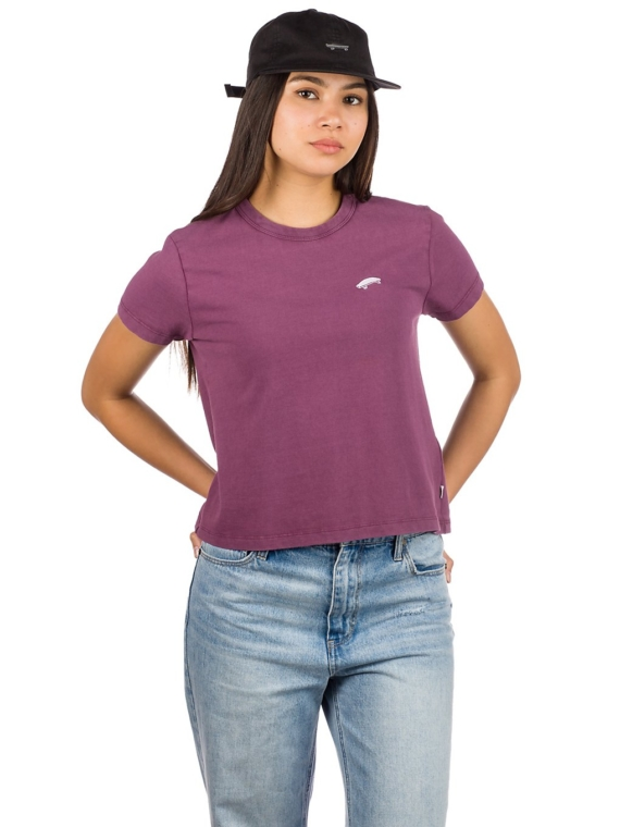 Vans Vistaview T-Shirt paars