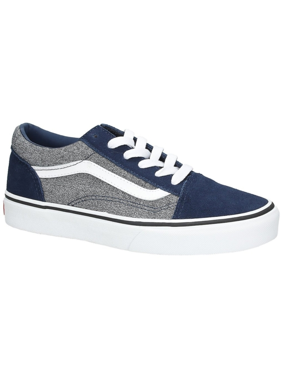 Vans Old Skool Suede Sneakers patroon