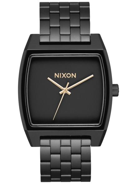 Nixon The Time Tracker zwart