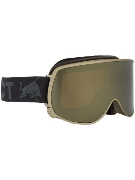 Red Bull SPECT Eyewear MAGNETRON_EON-009 Gold geel