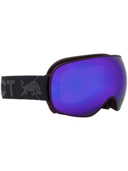 Red Bull SPECT Eyewear MAGNETRON-012 Burgundy rood