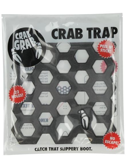 Crab Grab Crab zwart