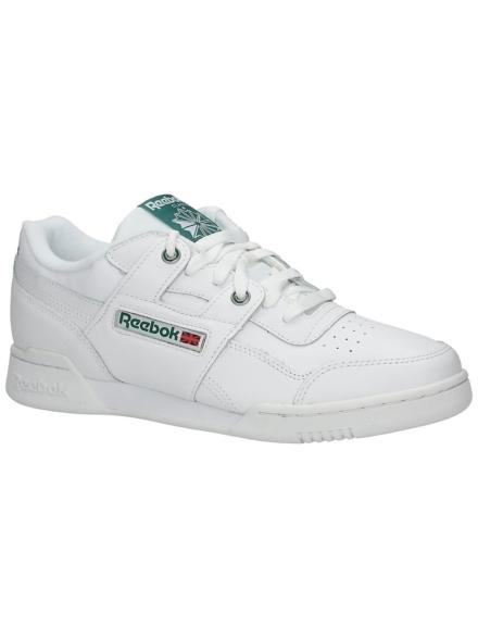 Reebok Workout Plus MU Sneakers wit