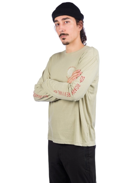 Roark Revival Hobo Nickel Long Sleeve T-Shirt patroon