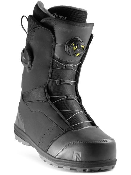 Nidecker Triton Boa FCS Snowboard Boots 2021 zwart