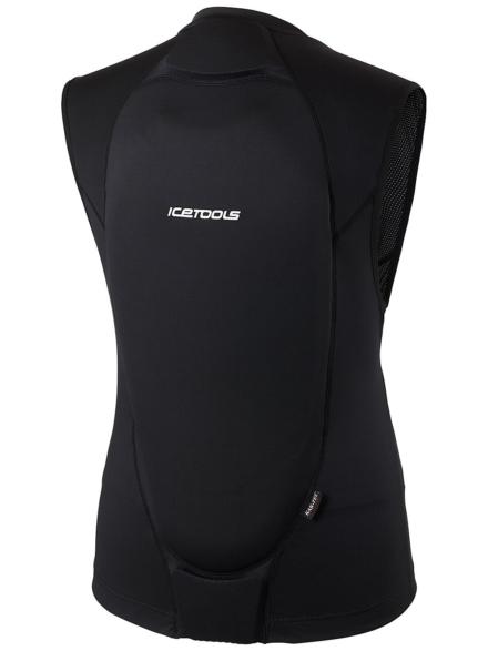 Icetools Lite Vest zwart