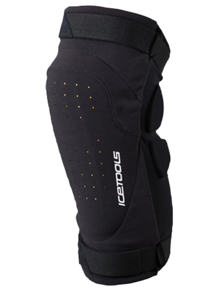 Icetools Knee Guard zwart