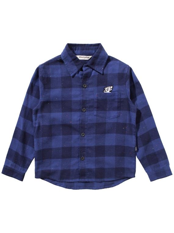 Munsterkids Hakuba Shirt blauw