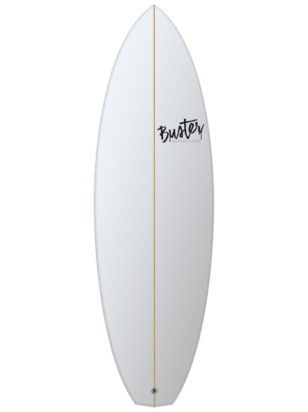 Buster 5'0 S Type Riversurfboard wit