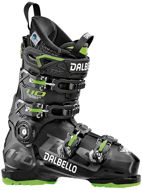 Dalbello DS 110 2020 zwart