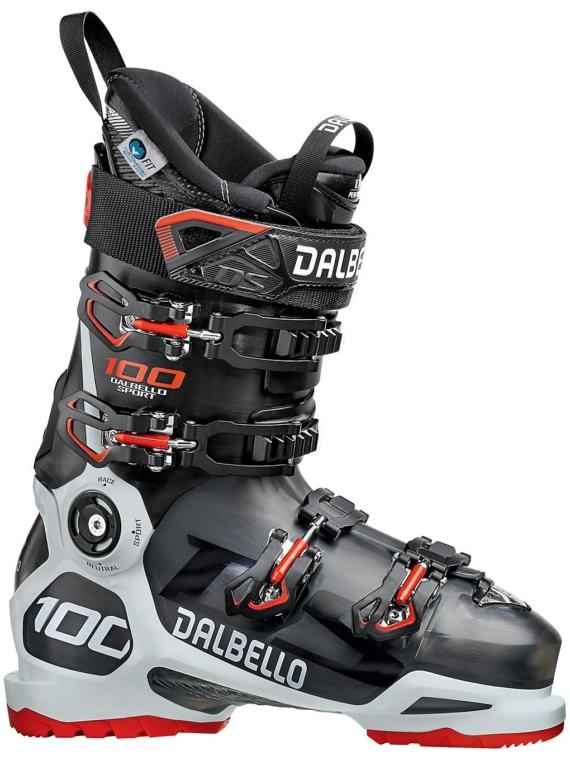 Dalbello DS 100 2020 zwart