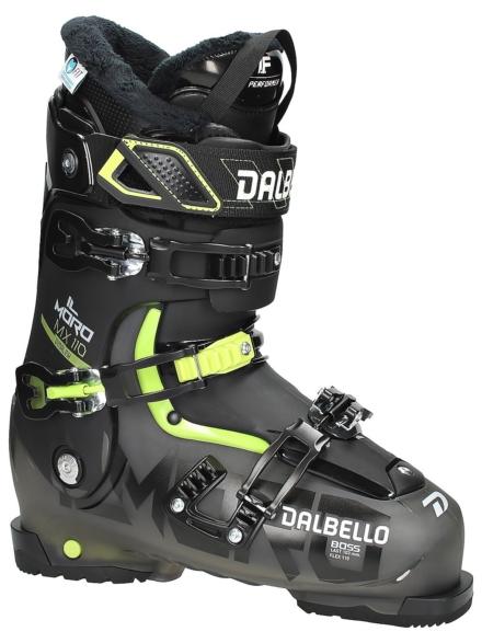 Dalbello Il Moro MX 110 2020 zwart