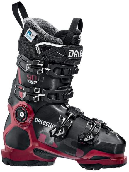 Dalbello DS 90 GW met lange mouwen 2020 zwart