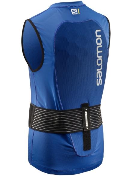 Salomon Flexcell Light Vest blauw