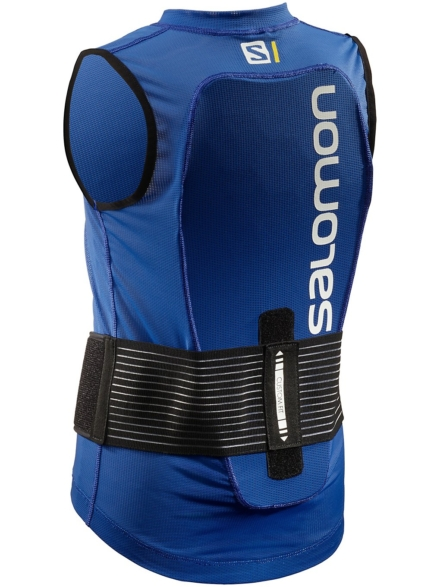 Salomon Flexcell Light Vest Back Protector blauw