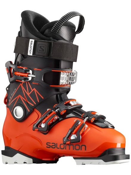 Salomon Qst Access 70 T 2021 oranje