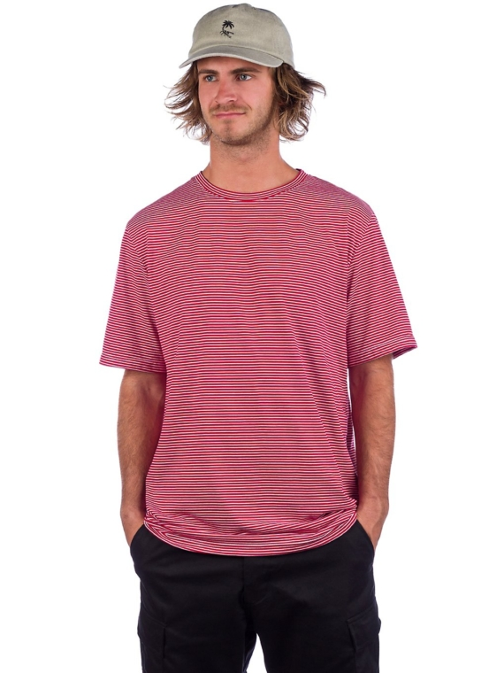 Zine Micro T-Shirt rood