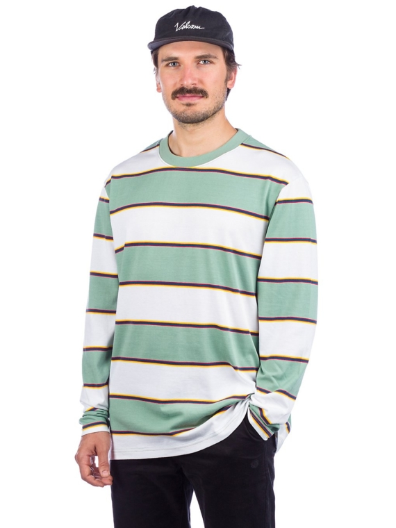 Empyre Primo Stripe Long Sleeve T-Shirt patroon