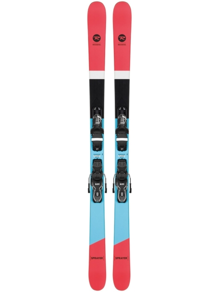 Rossignol Sprayer 158 + Xpress 10 B83 2020 patroon