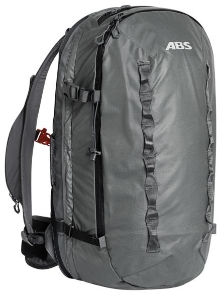 ABS P.Ride Bu Compact + Compact 18L rugtas grijs