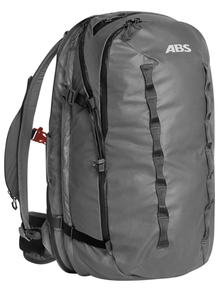 ABS P.Ride Bu Compact + Compact 30L rugtas grijs