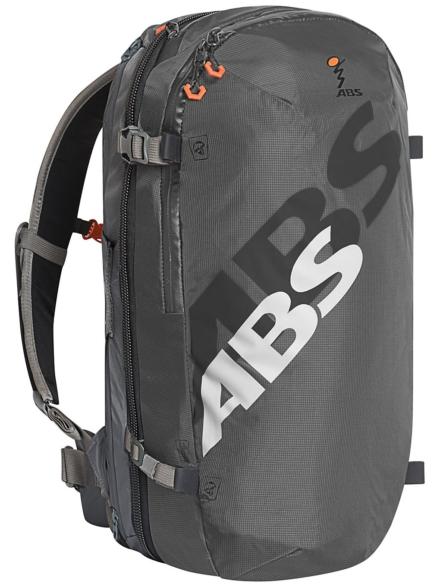 ABS S.Light Base Unit + S.Light 15L rugtas grijs