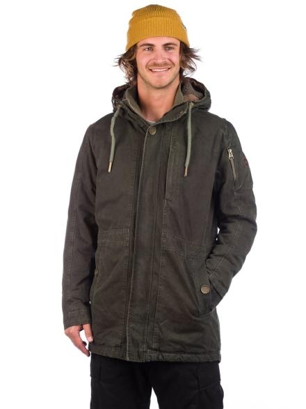 ragwear Learance Ski jas groen
