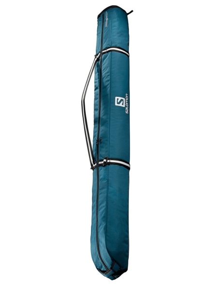 Salomon Extend 1Pair 165+20 Ski tas blauw