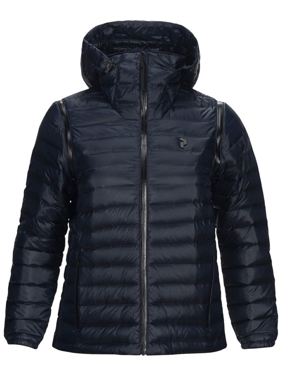 Peak Performance Reform Liner Ski jas blauw