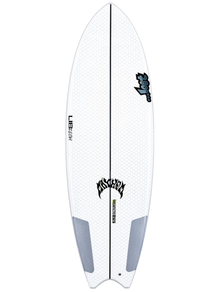 Lib Tech X Lost Puddle Fish 6'0 wit