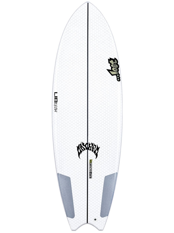 Lib Tech X Lost Puddle Fish 6'2 wit