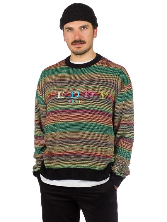 Teddy Fresh Rainbow Pullover patroon