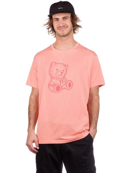 Teddy Fresh Big Bear T-Shirt roze
