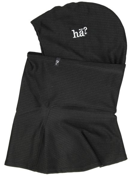 Hä? The Ninja Balaclava zwart